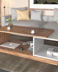 mesa ratona blanca