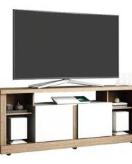 mesa tv ancho 1.60 blanca